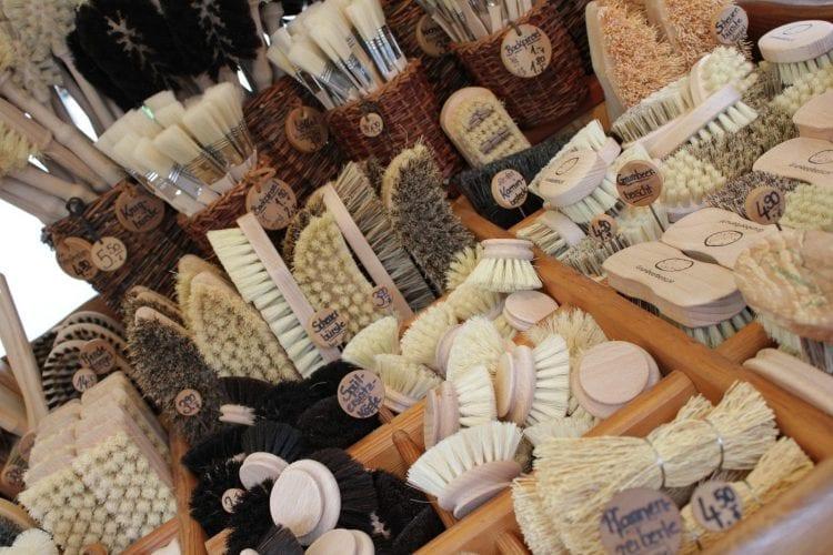 Flachsmarkt rund um Burg Linn